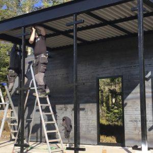 4 jinox metallipaja hitsaus koneen esittelytila ruostumaton teras asennus (4)-min
